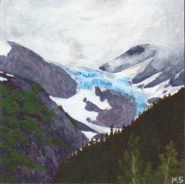 Portage Glacier Midsummer
