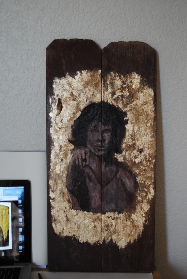 Jim Morrison Icon