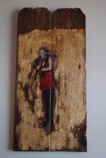 Janis Joplin- Icon Painting