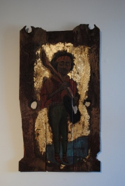 Jimi Hendrix- Icon Painting