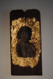 Jim Morrison- Icon Painting