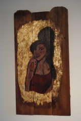 Amy Winehouse-Icon Painting
